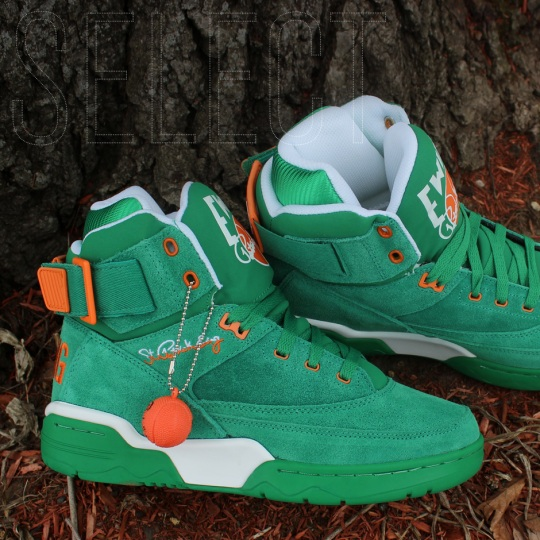 "Ewing Athletics Pays Tribute to ""St. Patrick"""