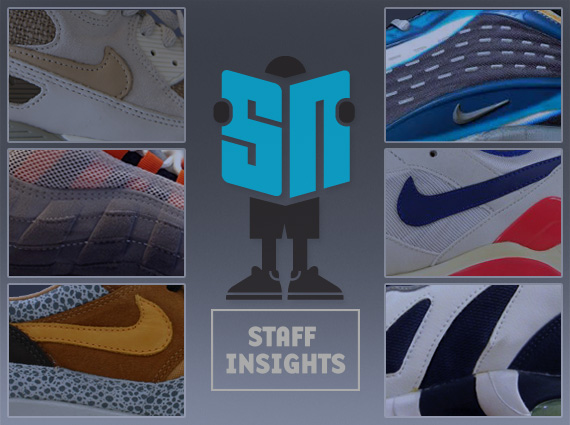 When it comes to the wide world of sneakers, we all have different tastes  and opinions, and the team here at SN is no different. All day in the  office, ...