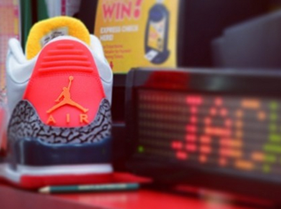 solefly air jordan 3 lottery 0 Another Preview of the Solefly x Air Jordan 3