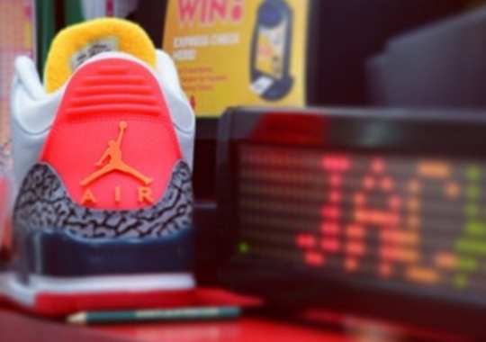 1da7dd7740cebf Another Preview of the Solefly x Air Jordan 3