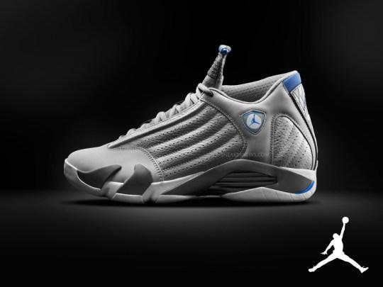 """""""Sport Blue"""" Air Jordan 14"""