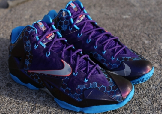 """Nike LeBron 11 """"Hornets"""" – Release Reminder"""