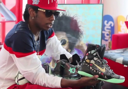 """Trinidad James Presents Camp James """"1st and 15th"""" Episode 9"""