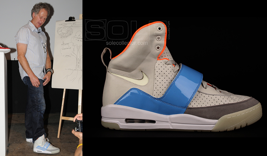 e0211ae61 Nike Air Yeezy Color  Multi Pairs in Existence  1. Owner  Mark Fatlace. ""