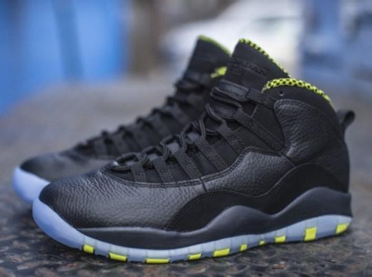 "Air Jordan 10 ""Venom Green"" – Release Reminder"