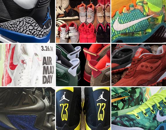 Sneaker News Weekly Rewind – 3/22 – 3/28