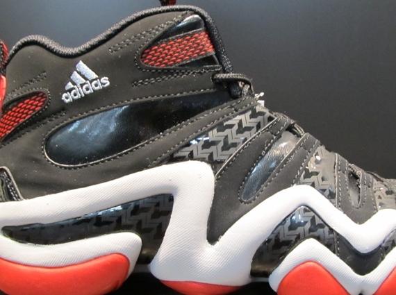 adidas Crazy 8 - Black - White - Red - SneakerNews.com 38ee7e03e01d