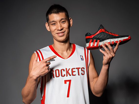 new products b91ff ebaeb Jeremy Lin Presents The adidas Crazyquick 2 Low