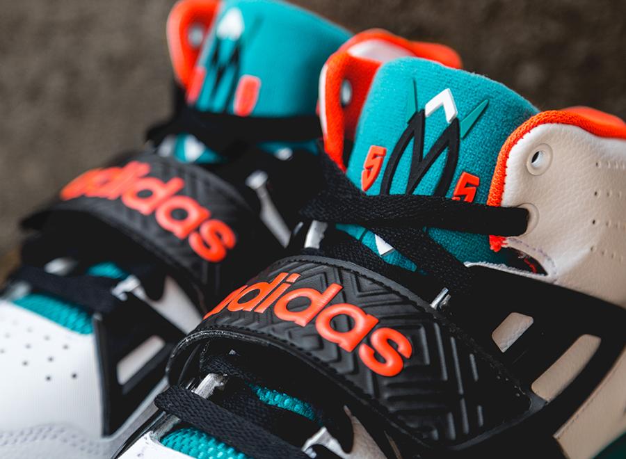 adidas Originals Presents The Mutombo TR Block - SneakerNews.com