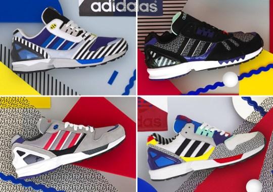 "adidas Originals Select Collection ""Memphis Group"""