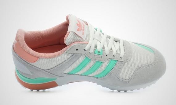 Adidas Zx 700 Kvinner Grå Turkis 7XoKPJ