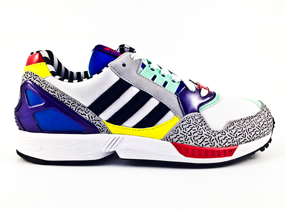 adidas ZX 9000 \'Memphis Group\' - SneakerNews.