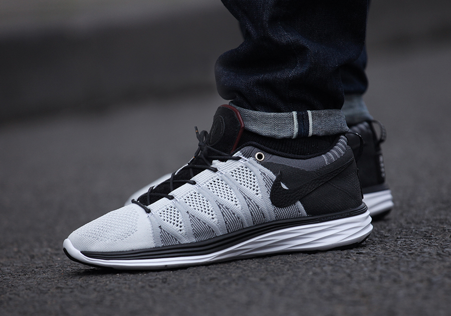 "check out c036d c887e ... Shoes Nike Flyknit Lunar 2 Mens Running Trainers 620465 006 afew x Nike  Flyknit Lunar2 Lux ""V"" Womens ..."