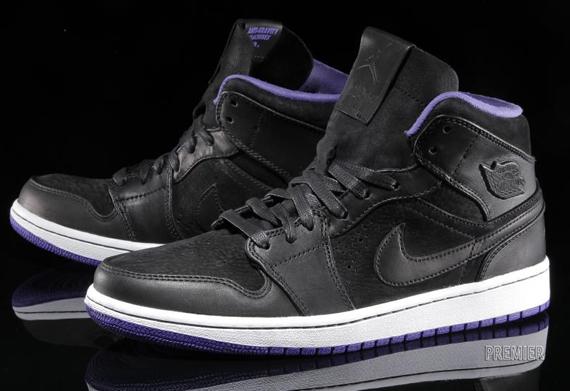 Air Jordan Jordan 1 Mi Nouveau Violet