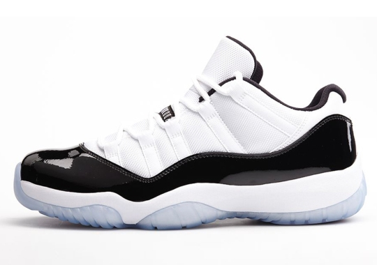 """Air Jordan 11 Low """"Concord"""" – Nikestore Release Info"""