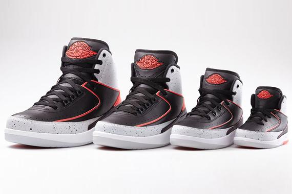 "best service b8296 11a70 Air Jordan 2 ""Infrared 23"" – Nikestore Release Info"