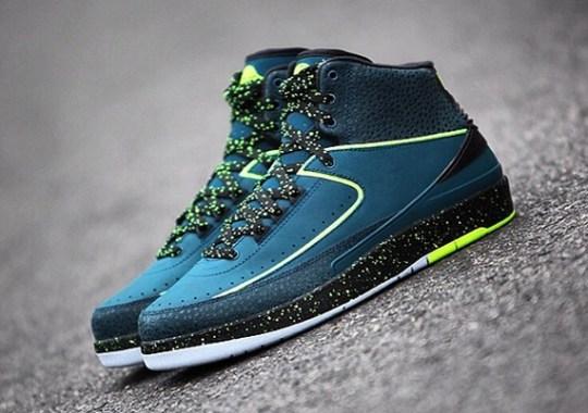 """Air Jordan 2 """"Nightshade"""" – Release Date"""