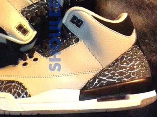 """Air Jordan 3 GS """"Wolf Grey"""""""