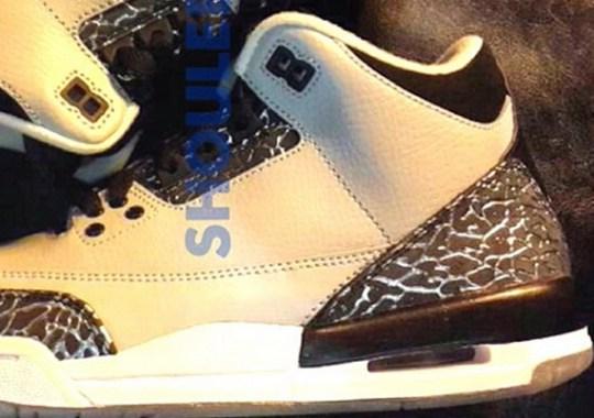 Jordan 3 Wolf Grey - SneakerNews com