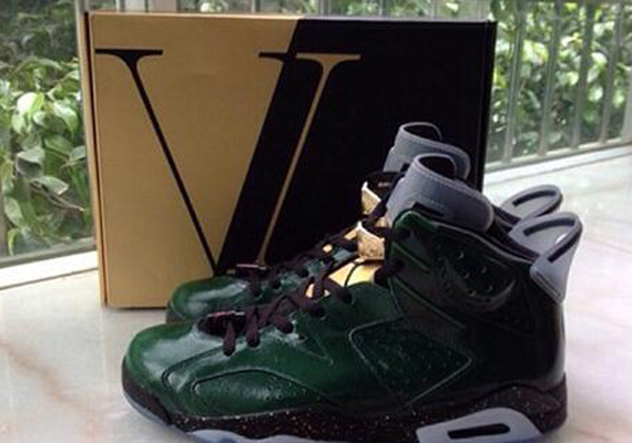 "Air Jordan ""Cigar"" and ""Champagne"" To Release Separately, Retail For $250 Each"