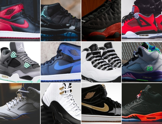 Massive Air Jordan Retro Restock at Eastbay on April 19th