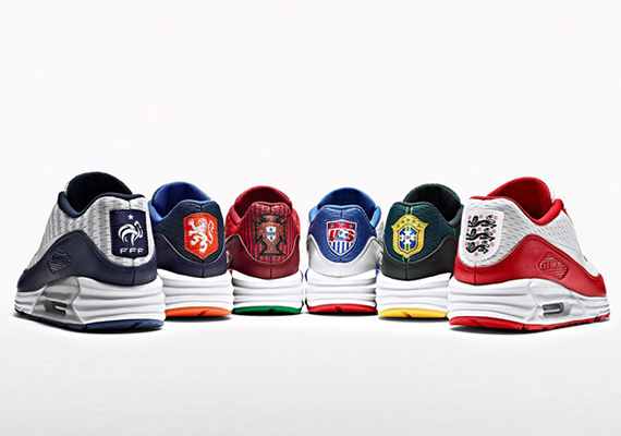 "the best attitude 938f7 4ca87 NIKEiD Air Max 90 ""National Team Pack"""