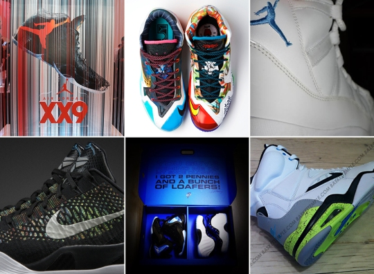 10 Sneaker Headlines To Remember From April 2014