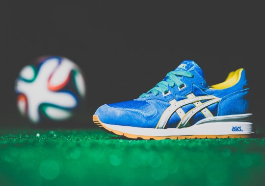 "Asics Gel Epirus ""World Cup Brazil"" – Available"