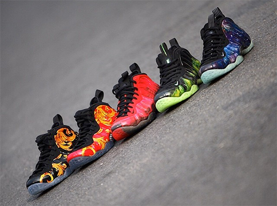 brand new d1418 3dfe7 What Are Your Top 5 Foamposites of All-Time? - SneakerNews.com