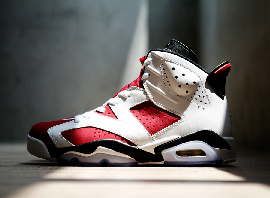 "Is The Air Jordan 6 ""Carmine"" The Best Release of May 2014?"