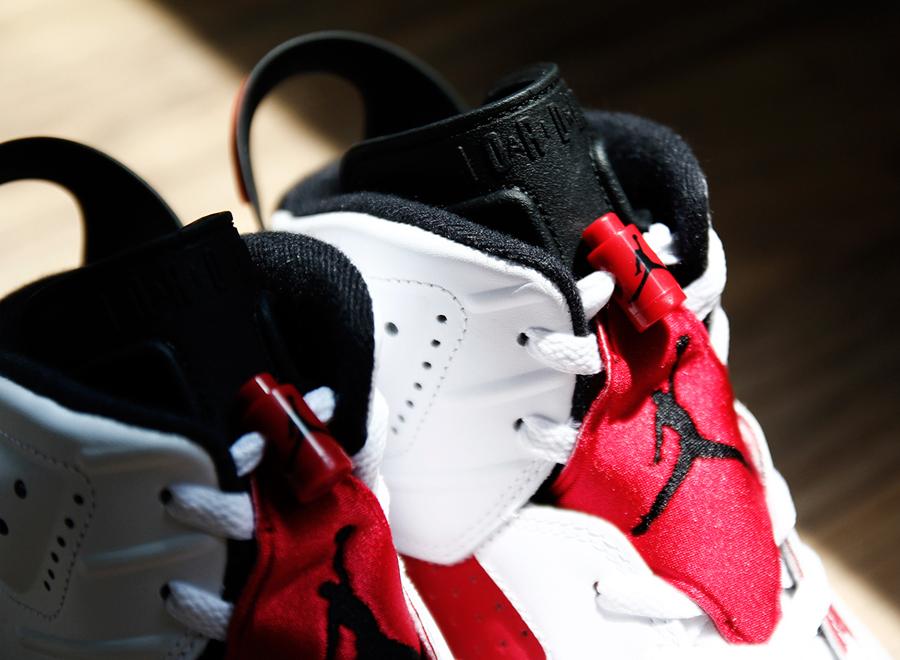 Nike Air Jordan 6 Carmine Og jubuVL08
