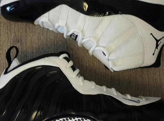 "Nike Air Foamposite ""Concord"" in the Works? - SneakerNews.com"
