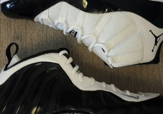 "online store 39069 143d0 Nike Air Foamposite ""Concord"" in the Works"