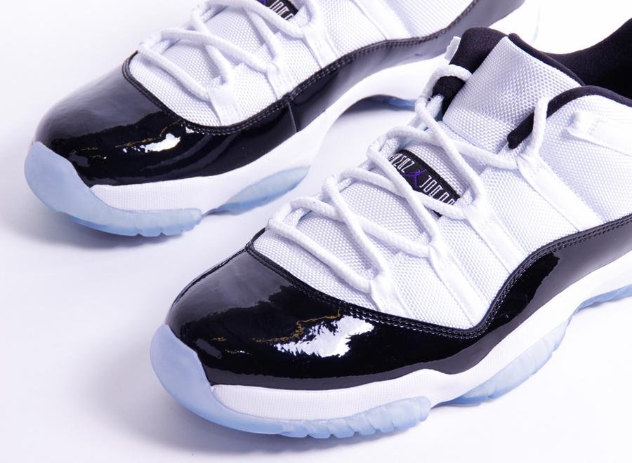 58091884a38286 Michael Jordan s  96 Championship Parade Shoes - The Air Jordan 11 Low