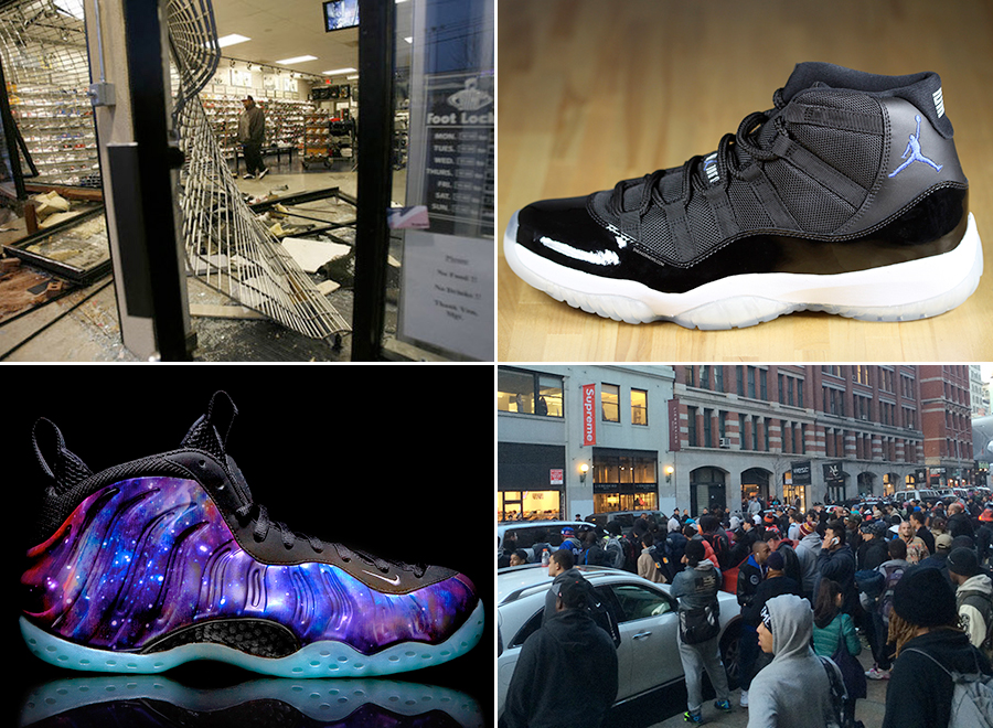 3ceb86de1565 Is It Worth It  A Look Back at Crazy Sneaker Releases and Campouts ...