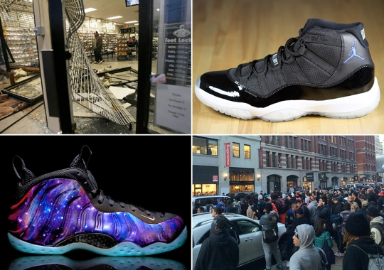 Is It Worth It? A Look Back at Crazy Sneaker Releases and Campouts