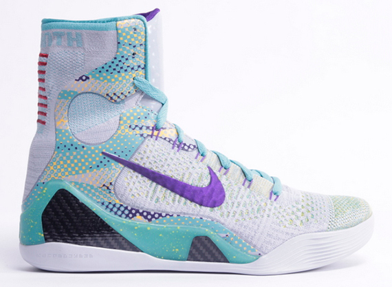 7936d4183344 The Nike Kobe 9 has been a sort of confusing sneaker in terms of the  timeline. We say that mostly because the orientation of the Nike Kobe 9  Elite