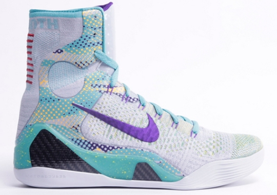 "Nike Kobe 9 Elite ""Hero"" – Arriving at Retailers"
