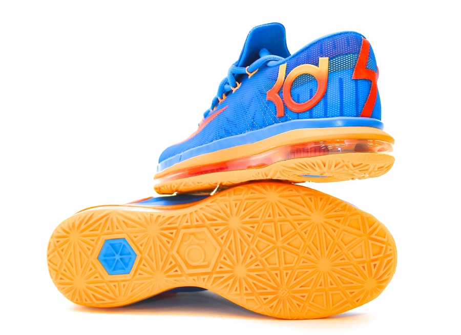promo code 84f06 0297c Nike KD 6 Elite Team - SneakerNews.com