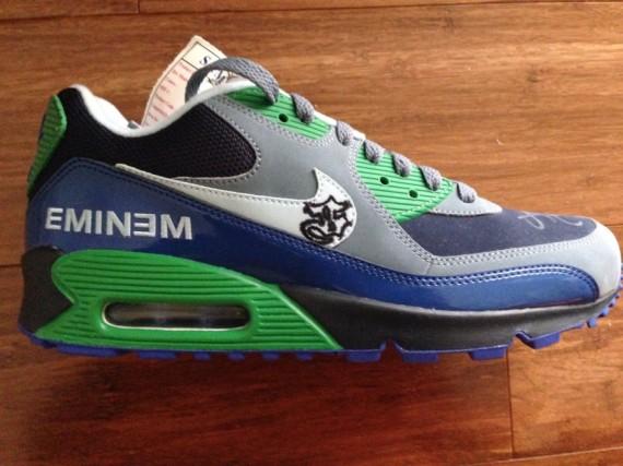 Eminem Berzerk Adidas Shoes