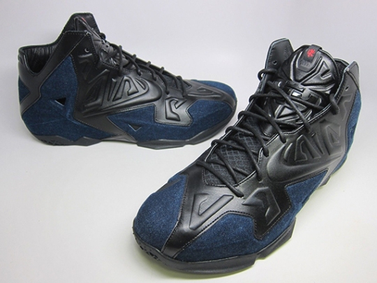 "Nike LeBron 11 EXT ""Denim"" – Available Early on eBay"