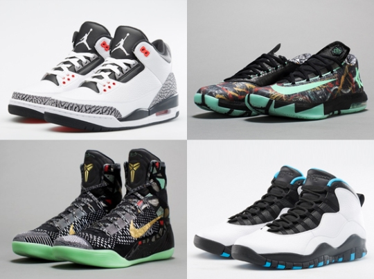 Foot Locker Plans Big Nike & Jordan Restock for Final Four Weekend