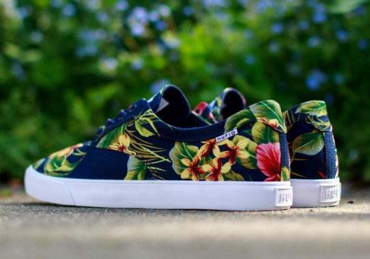 """HUF """"Floral"""" Pack"""