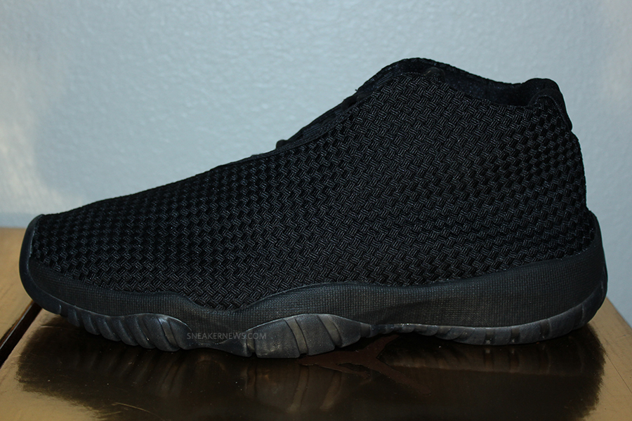 "A Detailed Look at the Jordan Future ""Blackout"""