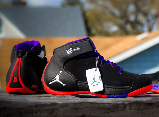 "Jordan Melo ""Raptors"" Collection"