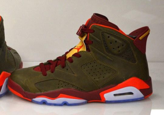 """Air Jordan 6 """"Cigar"""" – Available Early on eBay"""