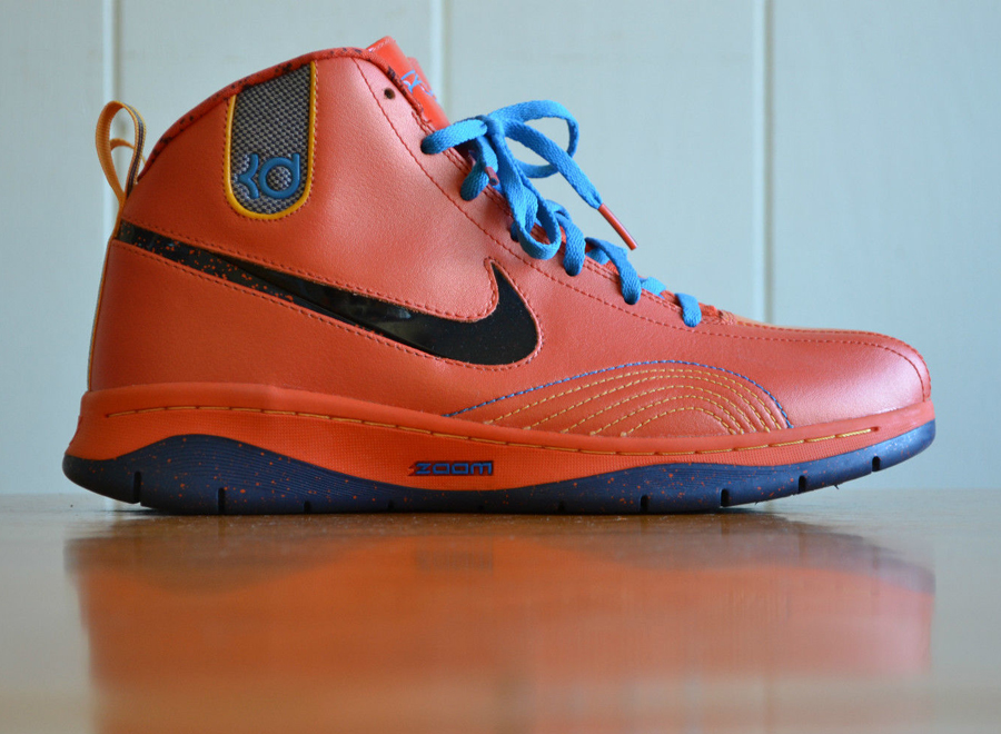 """new concept 8e68b c095b Kevin Durant s First Nike KD """"All-Star"""" Shoe"""