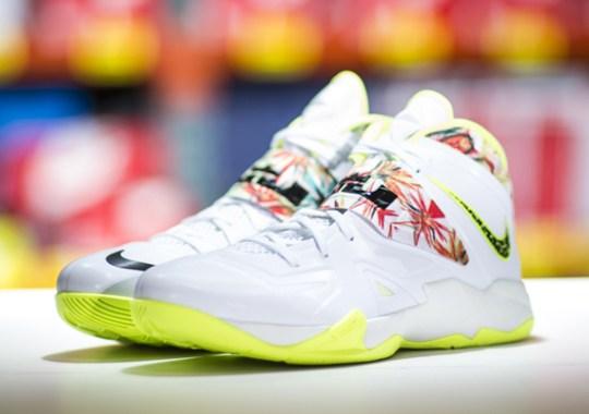 """King's Pride"" Nike LeBron Soldier 7"