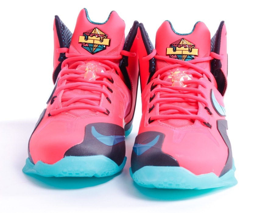 "save off bd087 27a23 Nike LeBron 11 Elite ""Hero Collection"" Color  Laser Crimson Turbo Green-Black  Style Code 642846-600. Release Date  05 09 14. Price   275. Advertisement"