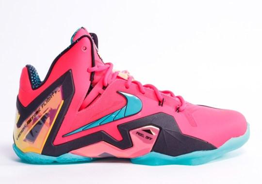 "Nike LeBron 11 Elite ""Hero"" – Arriving at Retailers"